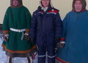 Традиция песенных сказаний таймырских ненцев хыннабц в поселке Носок Таймырского района Красноярского края