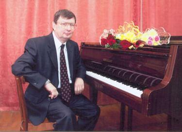 Юбилейный концерт Александра Михайловича Куклина