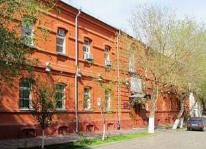 Астраханский музыкальный колледж имени М. П. Мусоргского