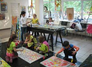 Детская художественная галерея «Изопарк»