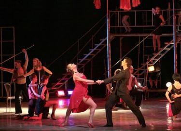Модерн-балет «Ангелы смерти»