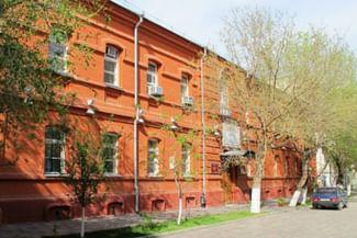 Фото «Астраханский музыкальный колледж имени М. П. Мусоргского»