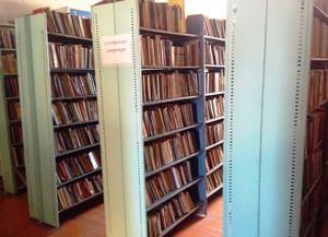 Коленовская центральная сельская библиотека
