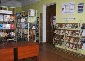 Мирновская сельская библиотека-филиал № 58