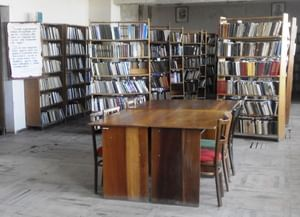 Новоандреевская сельская библиотека-филиал № 8