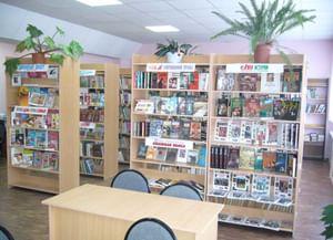Макаровская сельская библиотека