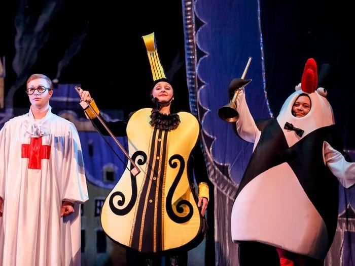 Спектакль «Приключения в Оперной стране»