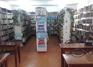 Новоселовская сельская библиотека-филиал № 9