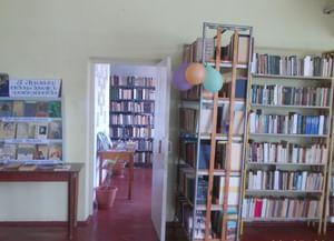 Первомайская сельская библиотека-филиал № 10