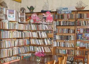 Партизанская сельская библиотека-филиал № 35