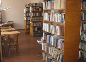 Колосковская сельская библиотека