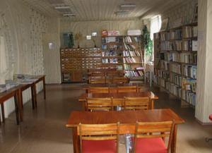 Перовская сельская библиотека-филиал № 60