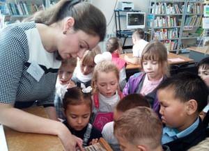Сельская библиотека «Березняки»