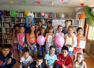 Центральная детская библиотека имени А. А. Дёшина