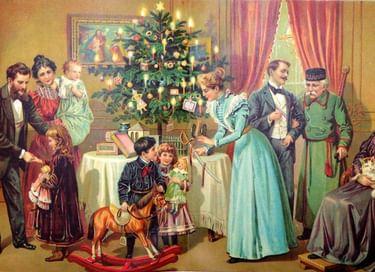 Праздничный вечер «Семейное Рождество»