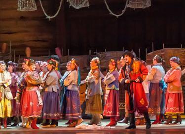 Опера «Ночь перед Рождеством»