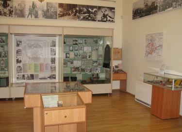 Выставка «Симферополь и симферопольцы в годы Великой Отечественной войны»