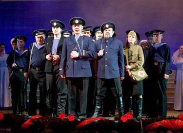 Оперетта «Севастопольский вальс»