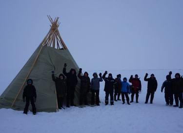 Зимние национальные игры, посвященные Дню защитника Отечества