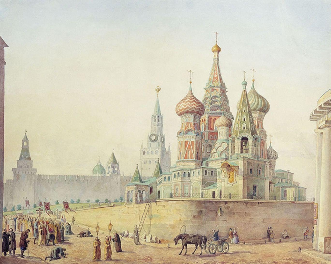 От Питера до Москвы. Две столицы в русской литературе. Галерея 2. Николай Гоголь