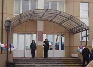 Каркатеевская поселенческая модельная библиотека