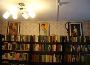 Библиотека-филиал мкр. Серебрянка