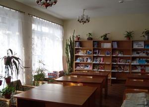 Повракульский библиотечный филиал