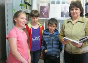 Урсалинская городская библиотека-филиал № 52