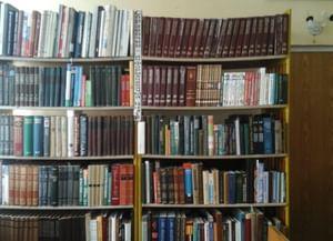 Глинская сельская библиотека