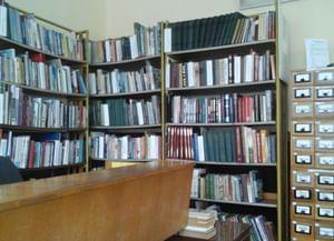 Шишкинская сельская библиотека