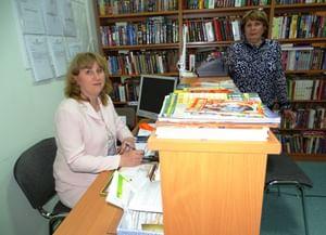 Чемашинская сельская модельная библиотека