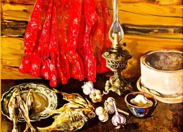 Выставка «Пухляковская картинная галерея»