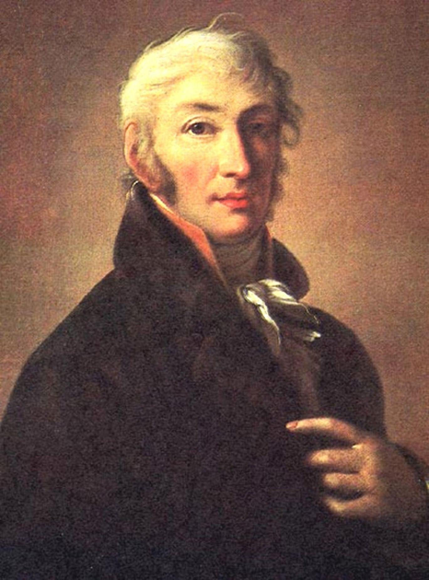 Николай Карамзин. Галерея 1