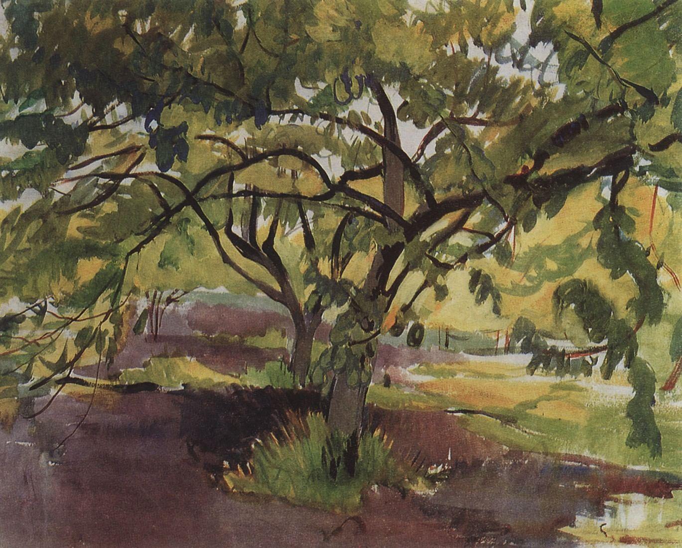 Зинаида Серебрякова. Галерея 1
