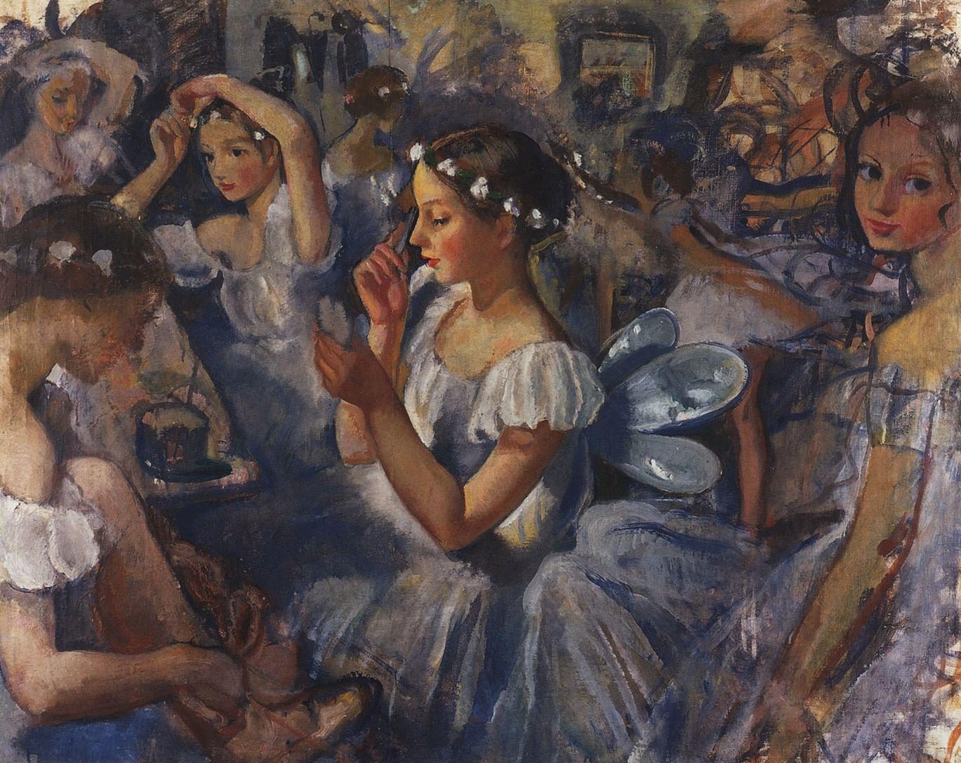 Зинаида Серебрякова. Галерея 3