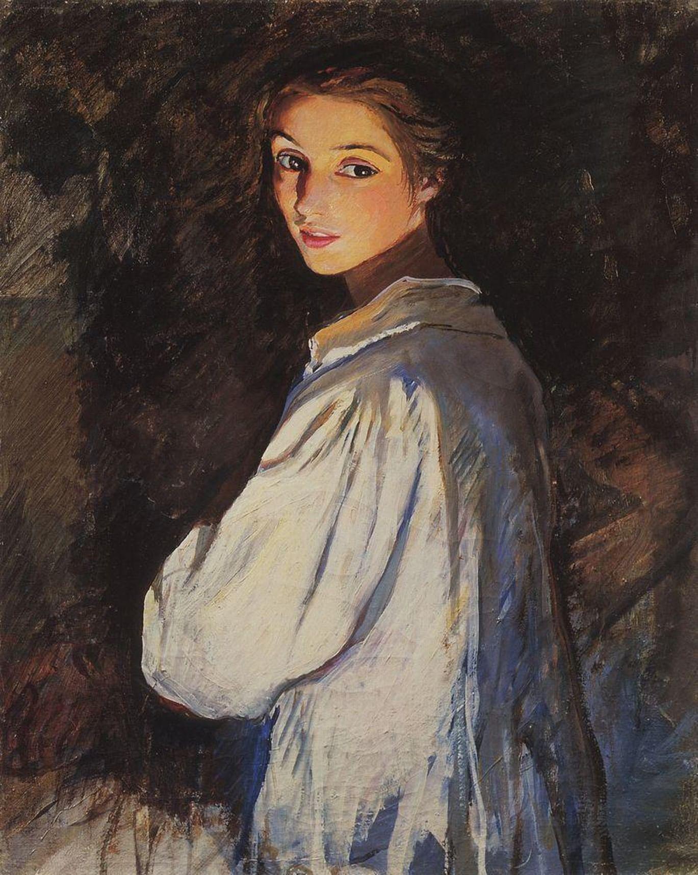 Зинаида Серебрякова. Галерея 4