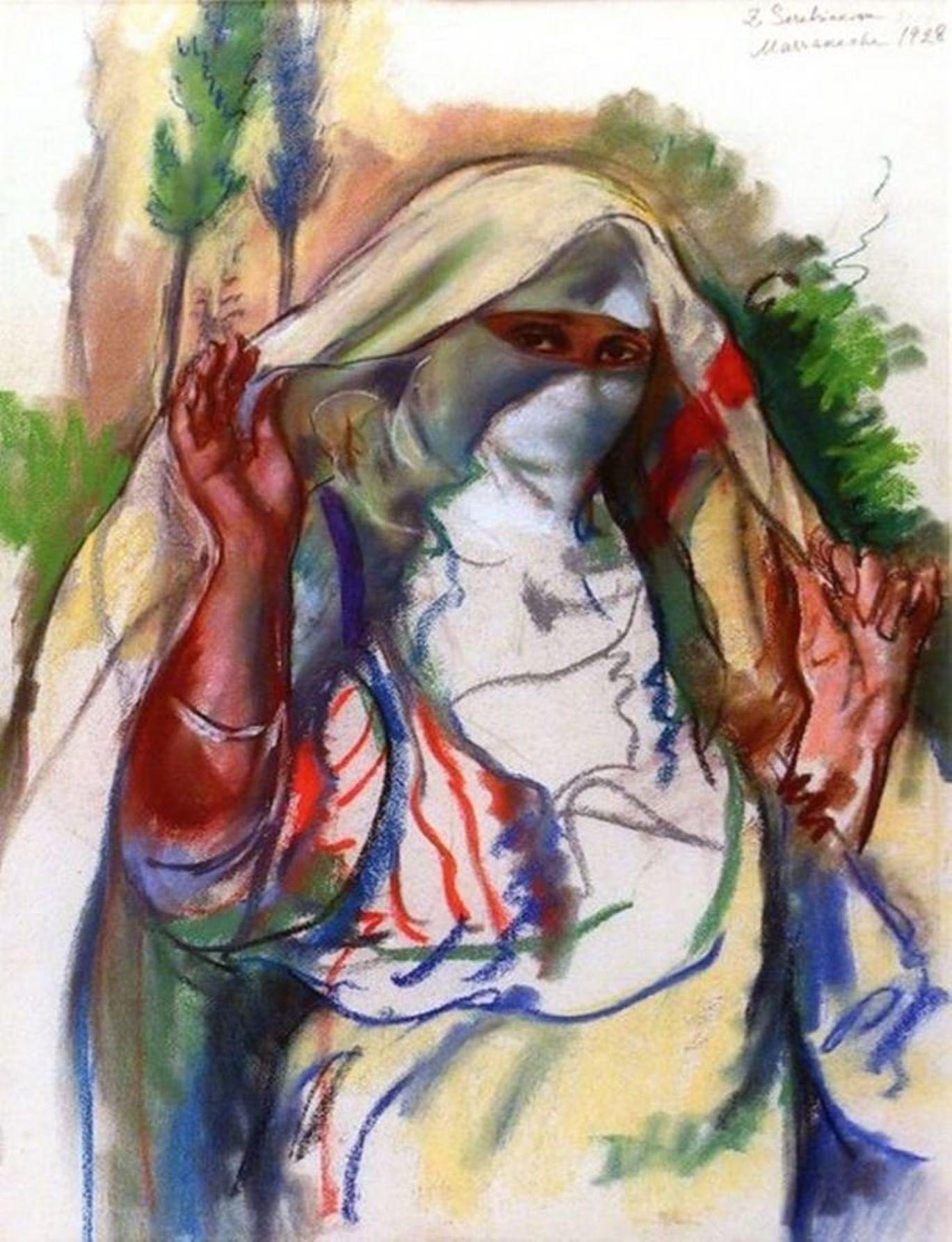 Зинаида Серебрякова. Галерея 5