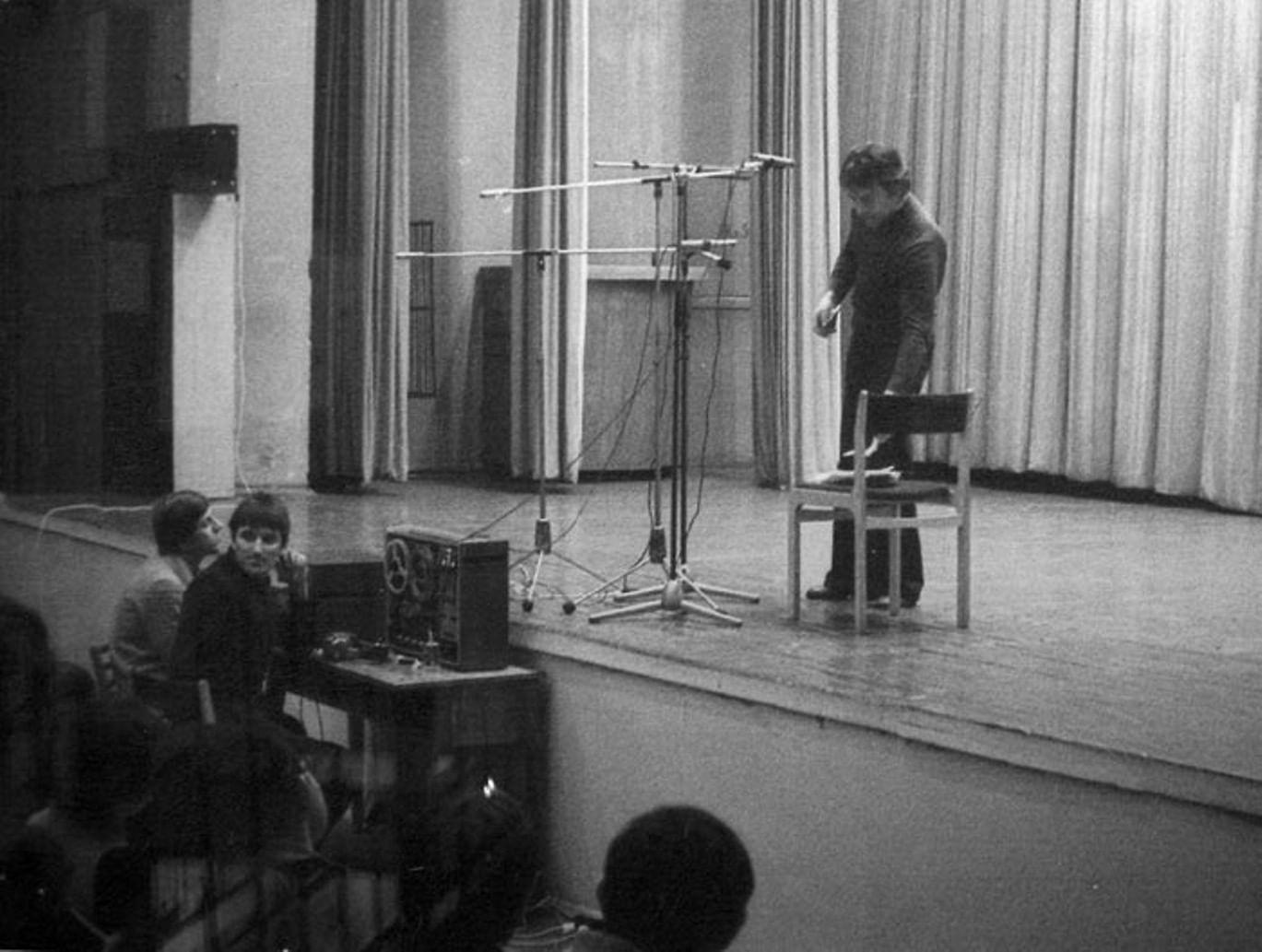 Public-talk с Никитой Высоцким.