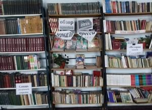 Тепловская сельская библиотека-филиал № 40