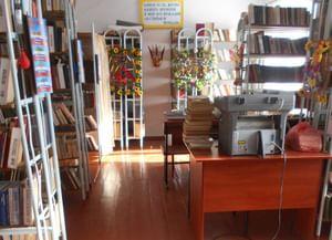 Солнечненская сельская библиотека-филиал № 59