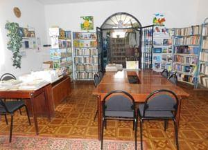 Перевальненская сельская библиотека-филиал № 36