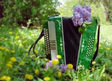 Концерт «Русская гармонь»