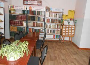 Урожайновская сельская библиотека-филиал № 15