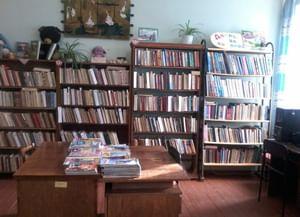 Укромновская сельская библиотека-филиал № 14