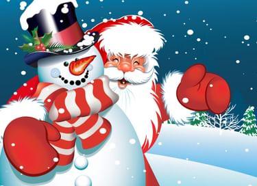 Новогодний утренник «Забавы от Деда Мороза»