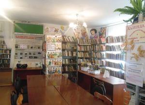Прудовская сельская библиотека-филиал № 38