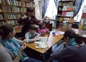 Челюскинская библиотека