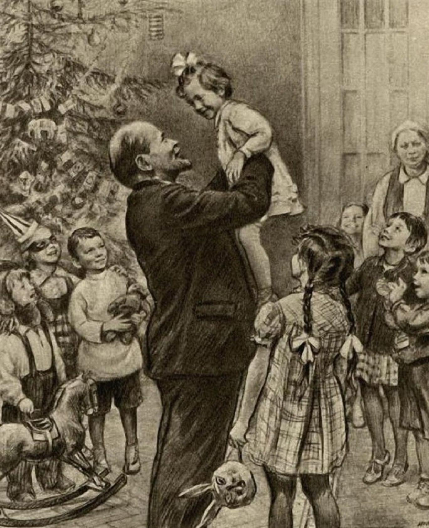 Рождество в Стране Советов. Галерея 1