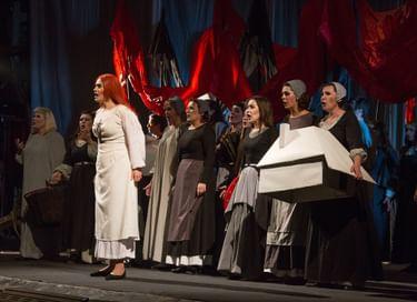 Опера «Жанна д'Арк»