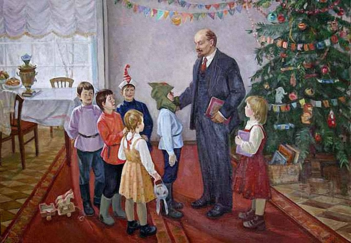 Рождество в Стране Советов. Галерея 3